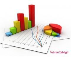 تدوین فصول پایان نامه و تحلیل داده های آماری با SPSS