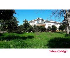 باغ ویلا در نوشهر سیسنگان