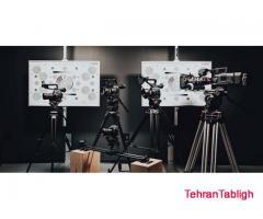 ساخت آگهی جهت تلویزیون و صفحات اجتماعی