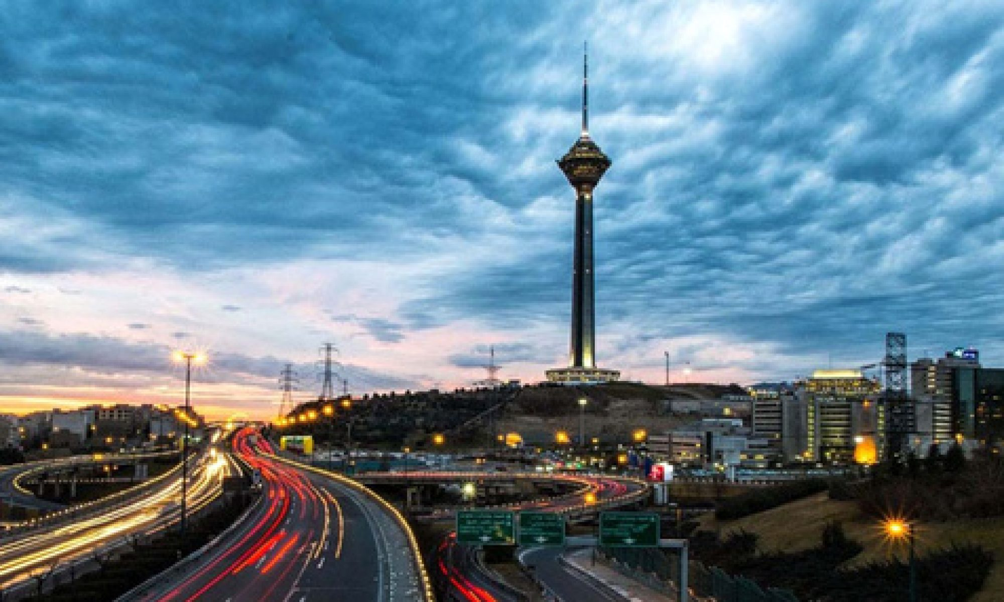 تهران تبلیغ